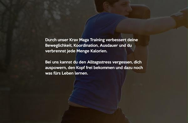 Krav Maga Training in 70771 Leinfelden-Echterdingen